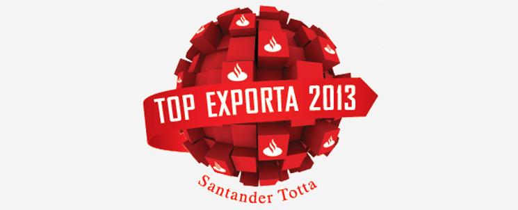 TOP Exporta 2013 Award