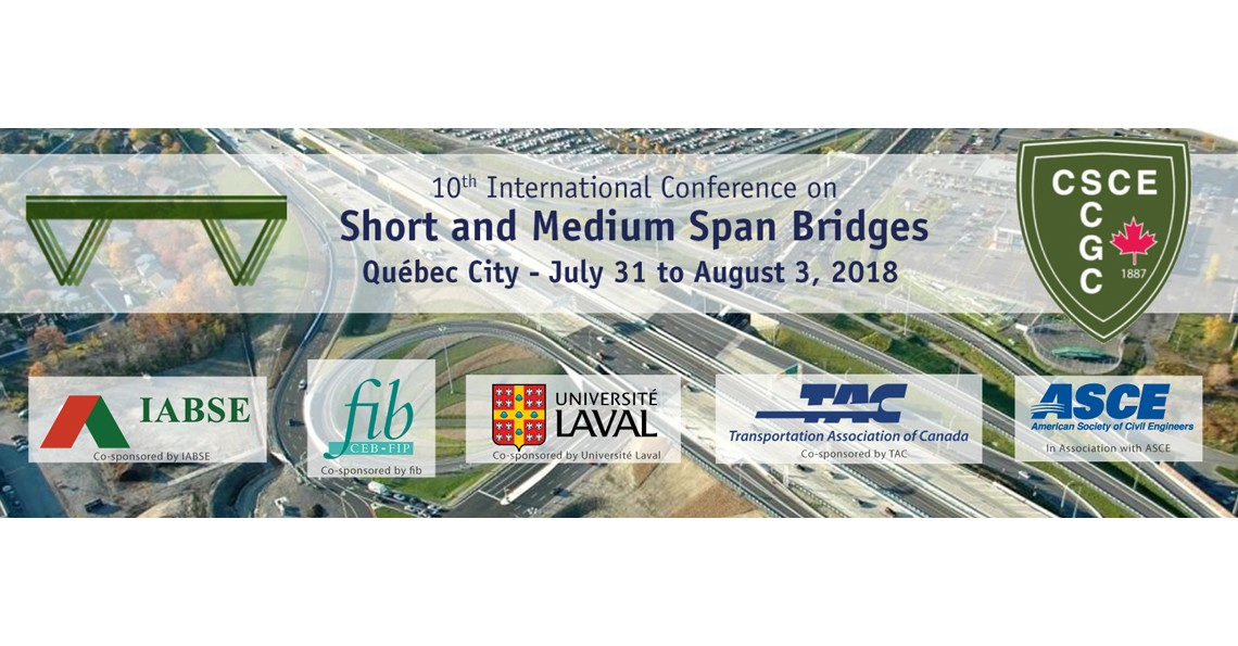 BERD @ 10th International Conference on Short and Medium Span Bridges