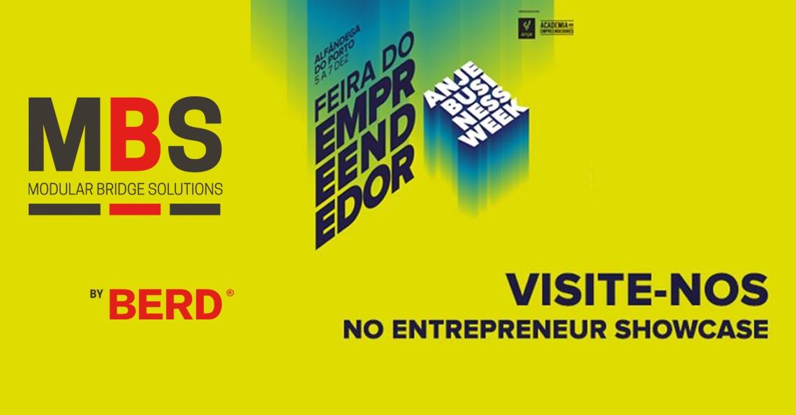 MBS à La 21ème Foire De L'Entrepreneur