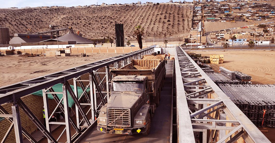 MBS by BERD entrega 148 pontes no Peru